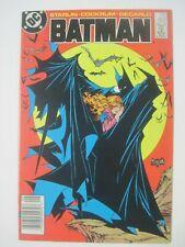 BATMAN #423 NEWSSTAND VARIANT DC COMICS 1988 TODD McFARLANE COVER 1ST PRINT