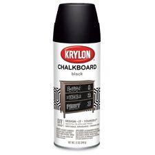 Krylon Chalkboard paint- Black aerosol - AUS seller