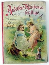 Andersens Märchen und sonstige von R. Hertwig um 1890