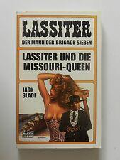 Jack Slade Lassiter und die Missouri Queen Western Roman Bastei Lübbe Verlag