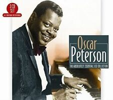 OSCAR PETERSON - THE ABSOLUTELY ESSENTIAL 3 CD COLLECTION NEW CD
