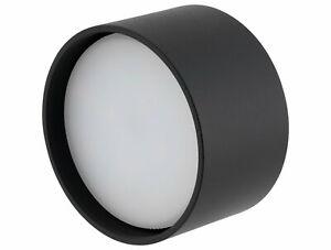 LED Aluminium 8W GX53 Mounted Spotlights Ceiling Light Kitchen Counter Black