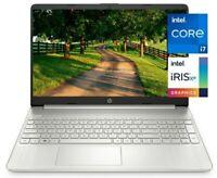 "HP 15.6"" Intel Core i7-1165G7 4.7GHz 256GB SSD + 16GB Optane 8GB RAM Win10"