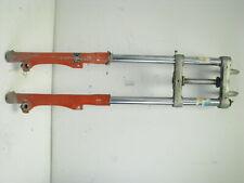 1981 Can-am Qualifier # 175 Oem Right Left Front Suspension Forks Shocks