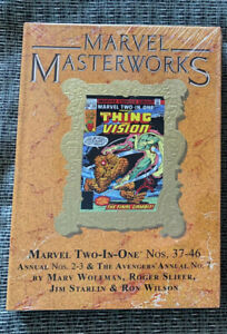 MARVEL MASTERWORKS TWO IN ONE 278 THING TEAM UP NM LIMITED EDITION SEALED