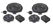 Match 3 Way Component Speaker Upgrade pour s'adapter BMW Série 7 F01