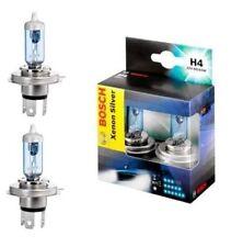 BOSCH Xenon Silver H4 12V 60/55W Halogen Auto Lampe Original 1987301081 WOW!!!