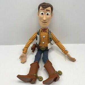 Sheriff Woody Toy Story Signature Collection Thinkway NO Hat & No Box 2009