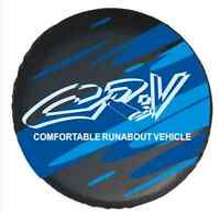 For HONDA CR-V  SPARE WHEEL TIRE COVER DIY UNIVERSAL Size  27""