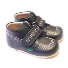 Kickers Boys Boots Leather Baby Shoes