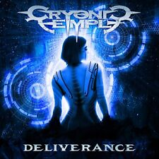 CRYONIC TEMPLE - Deliverance - CD DIGIPACK