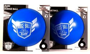 2 Ct Franklin Future Champs Official Super Skin 6 In Blue Doge Ball Age 3 & Up