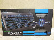 Razer Marauder StarCraft II RZ03-00440100-R3U1 Wired Keyboard