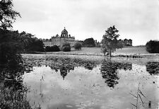 BR68091 castle howard from across the south lake   real photo    uk