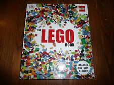 NEW DK The LEGO BOOK expanded HISTORY Play Themes SETS Collectible RESOURCE