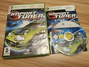 Import Tuner Challenge For Microsoft Xbox 360 Complete - See Offer!