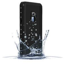 Coque Galaxy S9 Coque Étanche 2m IP68 Protection tactile Bi-matières Redpepper