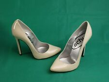 Stunning Lois Point Patent Cream, Killer Stiletto Heels!  By Schuh ,Size EU,38