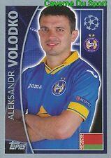 357 VOLODKO BELARUS FC BATE BORISOV STICKER CHAMPIONS LEAGUE 2016 TOPPS