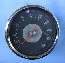 Smiths Motorcycle Tachometer Rsm3003/01 Triumph Twins Trident1966-70 T120 Tr6