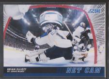 2012-13 Score Net Cam #NC5: Brian Elliott
