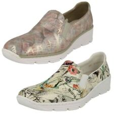 Rieker Slip On Floral Shoes for Women
