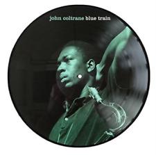 John Coltrane Blue Train Picture Disc Vinile Lp Nuovo
