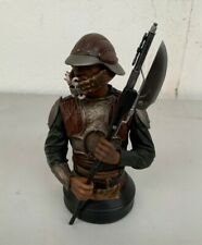 Lando Calrissian in skiff guard disguise mini bust 6270 GENTLE GIANT STAR WARS