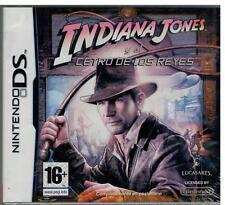 Indiana Jones y el Cetro de los Reyes (Nintendo DS Nuevo)