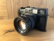 *Exc+5 Count 232* Fuji Fujica Fujifilm GW690 II 90mm f/3.5 6x9 Format From JAPAN