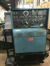 Miller 300 Amp Syncrowave 300 Acdc Tigstick Welder Power Source Withcoolmate Car