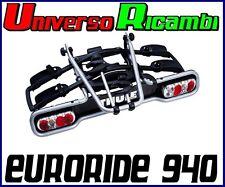 Portabici da Gancio Traino - Thule EuroRide 940 per 2 biciclette -13 poli