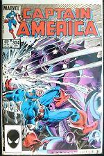 Captain America #304; Grading: VF+/NM-
