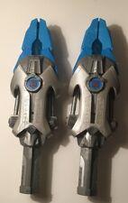 Set Of 2 Transformers Dark Of The Moon Robo Power Energon Shock Sword Toy 2010