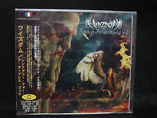 WHYZDOM Symphony For A Hopeless God + 1 JAPAN CD Nightwish Within Temptation