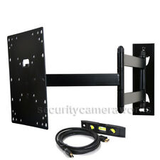 "Articulating LED LCD TV Wall Mount Bracket 24 28 29 32 39 40 42"" Tilt Swivel BGN"