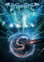 DRAGONFORCE - IN THE LINE OF FIRE  BLU-RAY NEU