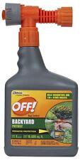Off Bug Control Backyard Protection Insect Killer Kills Bugs Fast!