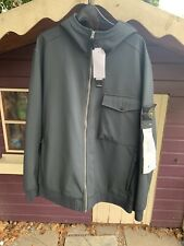 Stone Island Hooded Soft Shell R Jacket - Size 3 Xl