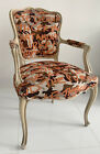 Stephen Sprouse x Knoll Graffiti Andy Warhol Camouflage Louis Chair 2003 1 Of 2