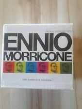 Ennio morricone cd the complete edition originale versions 15 cd nuovo  raro
