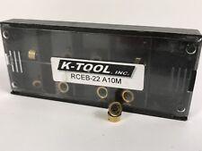 K Tool Rceb 22 New Carbide Inserts Grade A10m 10pcs
