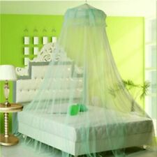 Elegant Lace Bed Mosquito Netting Mesh Canopy Round Dome Princess Bedding Net Us