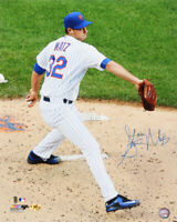 Steven Matz Signed New York Mets 16x20 Photo (MAB Hologram) MLB