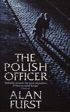 The Polish Officer, Furst, Alan, Very Good Book