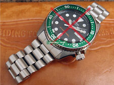 20mm Solid Stainless Steel 0567 President Replacement Bracelet For Scuba Skx013