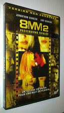 DVD 8 MM 2 PERVERSIONS FATALES - JOHNATHON SCHAECH / LORI HEURING - 2005