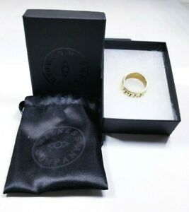 Witness Company Till Death Ring - Sz 8