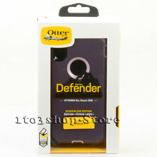 OtterBox Defender Hard Shell Case Cover w/Belt Clip For iPhone X (PURPLE NEBULA)