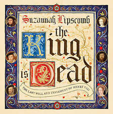 The King is Dead, Lipscomb, Suzannah, New, Hardcover
